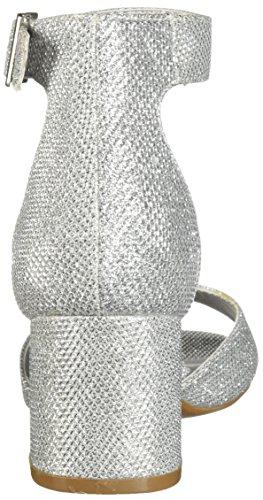 PAIRS Silver Glitter Chunkle Women's Pump DREAM 4dwzAqxA