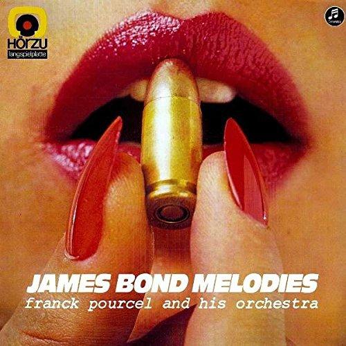 Original album cover of Franck Pourcel - James Bond Melodies - HÖR ZU - SHZE 391 by James Bond themes