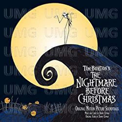 "L'Etrange Noel de Monsieur Jack : B.O.F. ""The Nightmare before Christmas"" / Danny Elfman, comp. Tim Burton, real. | Elfman, Danny. Compositeur"