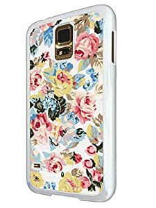 Aztec Hakuna Matata Pink and Blue Cool Design Samsung Galaxy S5 i9600 Fashion Trend Case Back Cover Metal and Hard Plastic Case