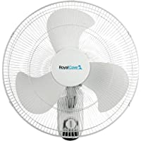 Royal Cove 2477855 3-Speed Oscillating Wall Mount Fan, 18