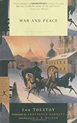 War and Peace (Modern Library Classics)