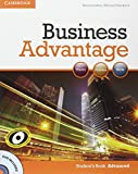 Business Advantage Advanced Student's Book with DVD, Martin Lisboa and Michael Handford, 0521181844