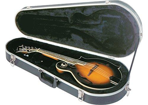 - Musician's Gear Economy Mandolin Case for A and F Mandolins Black
