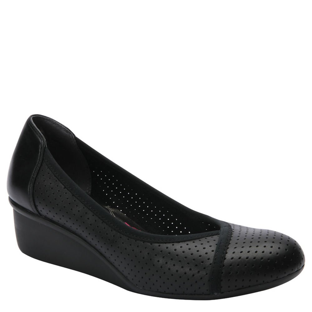 Ros Hommerson Women's Evelyn Black Casual Flats 11 N