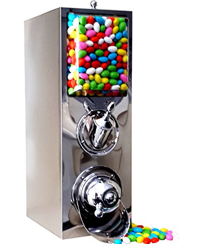 with Scoop, Chrome, Metal, 4x Savings Bundle (Chrome Candy Scoops)