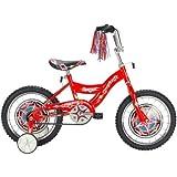 Micargi 16'' Boys' BMX Bike, Red