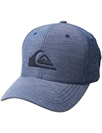 a69305e0e9d Amazon.com  Quiksilver - Baseball Caps   Hats   Caps  Clothing ...