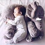 Baby Kids Children Toddler Sleeping Elephant Stuffed Plush Pillows Plush Toy Soft Toys