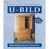 U-Bild 847 Entertainment Armoire Project Plan
