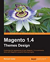Magento 1.4 Themes Design Front Cover