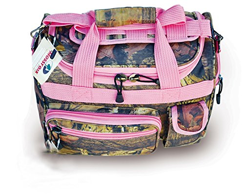 Explorer Mossy Oak Realtree Like Tactical Hunting Camo Heavy Duty Duffel Bag Luggage Travel Gear Large inch with Shoulder Straps
