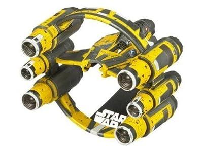 Star Wars - Titanium Series [2009] - Anakin Skywalker's Jedi Starfighter With Hyperdrive Ring