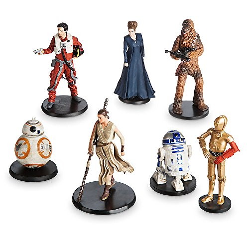 Star Wars Awakens Resistance Figure