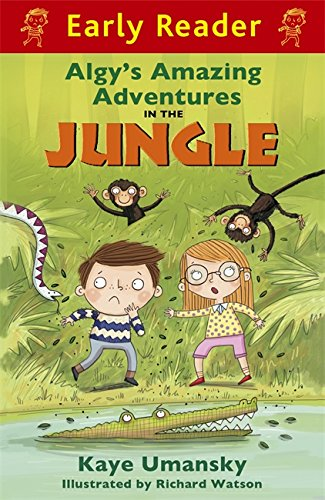 Download Algy's Amazing Adventures in the Jungle (Early Reader) PDF
