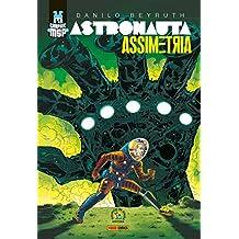 Graphic MSP - Astronauta. Assimetria