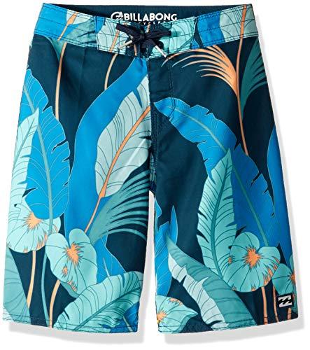 - Billabong Boys' Sundays Og Boardshorts Blue 28