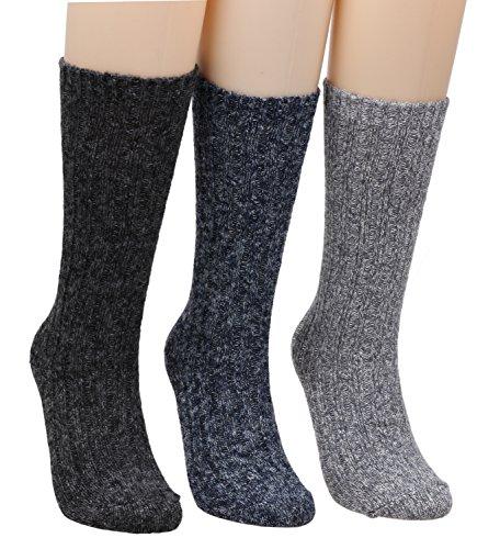 15 Casual Mid Calf Sock - 7