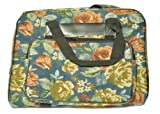 Sew Easy Sewing Machine Floral Tote Bag