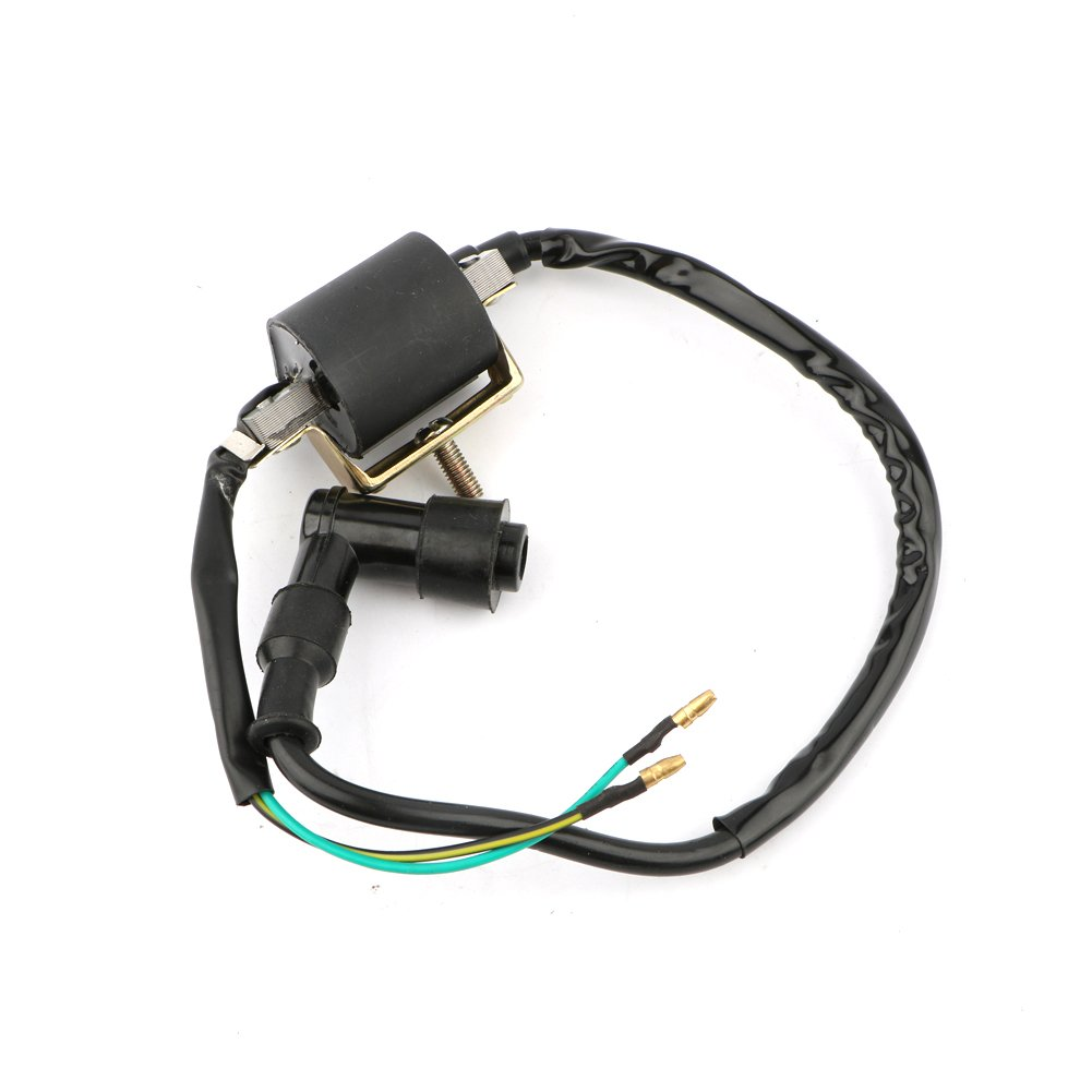 Pasen Povor 5 Pins Ac Cdi Box Ignition Coil Solenoid Crossfire 150r Go Kart Wiring Harness Relay Voltage Regulator For 50cc 70cc 90cc 110cc 125cc Atv Dirt Bike And