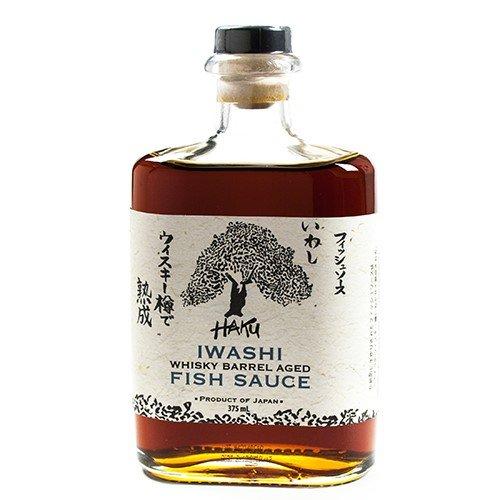 Haku Fish Sauces and Soy Sauces