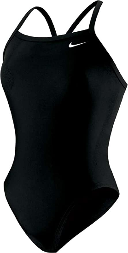 Amazoncom Nike Womens One Piece Solid Athletic Competitive Swim