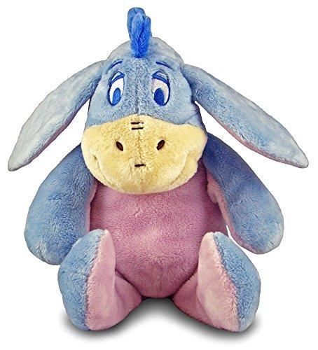 Disney Baby Winnie the Pooh & Friends Small Eeyore Stuffed Animal, 14