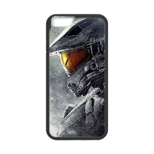 Halo 5 Chief iphone 6 4.7 Inch Cell Phone Case Black Phone Accessories JV184771