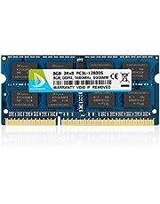 1 x 8 GB DDR3L 1600 MHz SODIMM RAM DUOMEIQI PC3-12800 PC3L-12800S