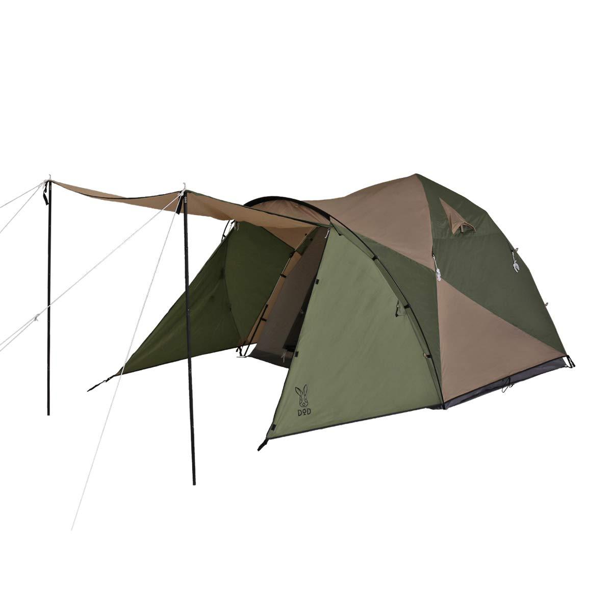 テント dod ワンタッチ