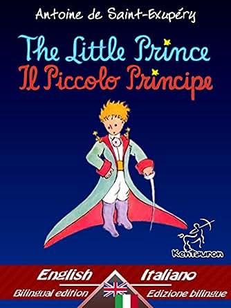 Amazon.com: The Little Prince - Il Piccolo Principe ...
