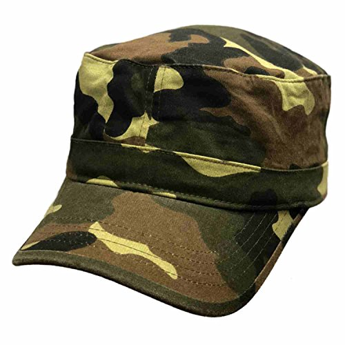 Flex Fit Camouflage Cap - 7