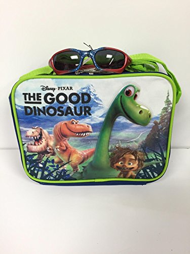 Pixar Dinosaur Insulated Lunch Bag and Sunglasses - Dinosaur Sunglasses