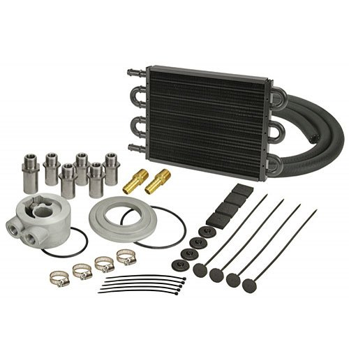 Derale 15501 Oil and Fluid Cooler