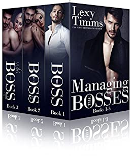 Managing Bosses Box Set 1 3 ebook