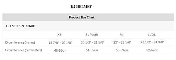 228d5237c3e Amazon.com  K2 Diversion Ski Helmet