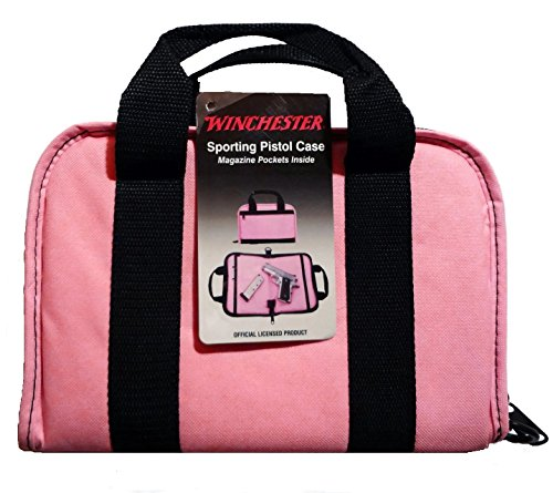 Winchester Sporting Pistol Case Pink