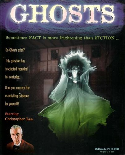Ghosts (PC) Starring Christopher Lee ()