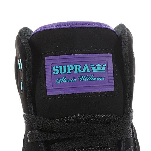 Supra Caballeros Sneakers S1W Negro/Navy-Blanco