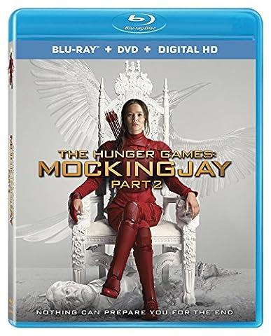 The Hunger Games: Mockingjay Part 2 [Blu-ray + DVD + Digital HD] (Ideal Dvd Copy)