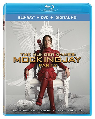 The Hunger Games: Mockingjay Part 2 [Blu-ray + DVD + Digital HD] ()