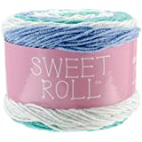 Premier Yarns 1047-18 Sweet Roll Yarn-Spearmint Pop
