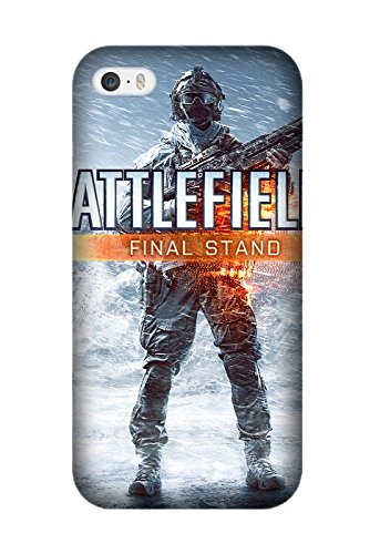 Anna Peterson (TM) Design Game Battlefield 4 Hard Plastic Soft Rubber Edge Case For Iphone 6 Plus/6S Plus