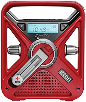 Eton American Red Cross Weather Alert Radio
