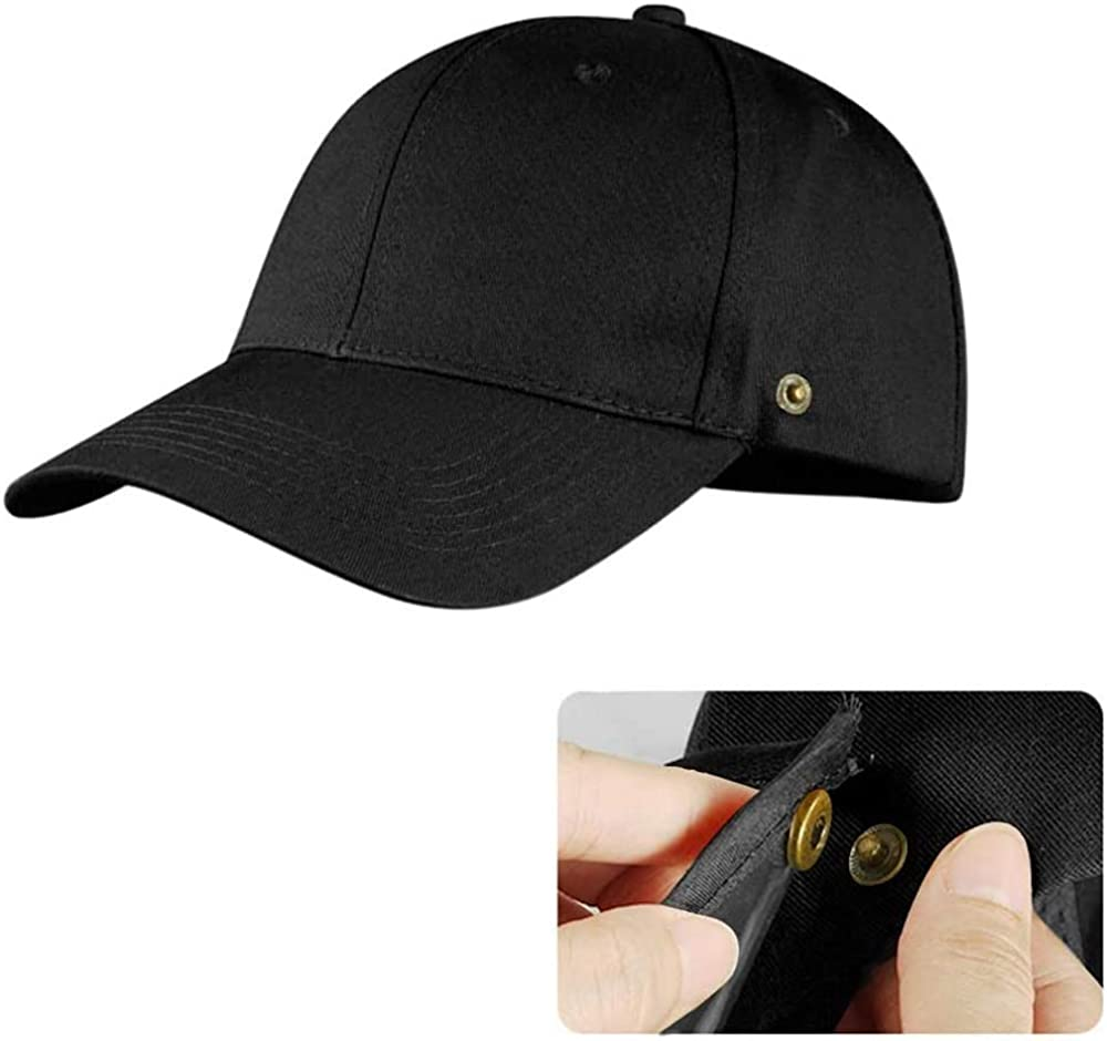 Anti Saliva Splash Full Face Guard Outdoor Hat For Adult RENS Anti-dust Hat Anti-spit Protective Hat Adjustable Peaked Cap With Transparent Removable Mask