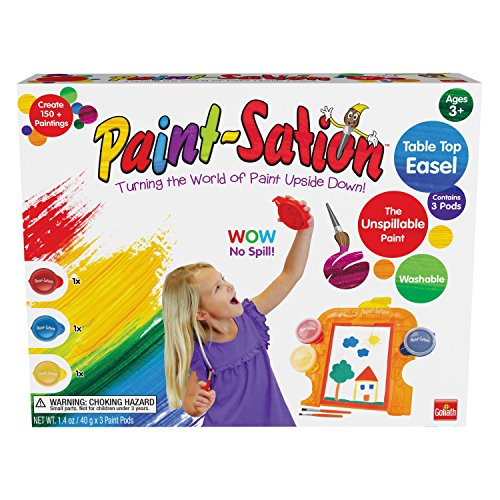 Goliath Paint-Sation-Easel Set (1 Player)