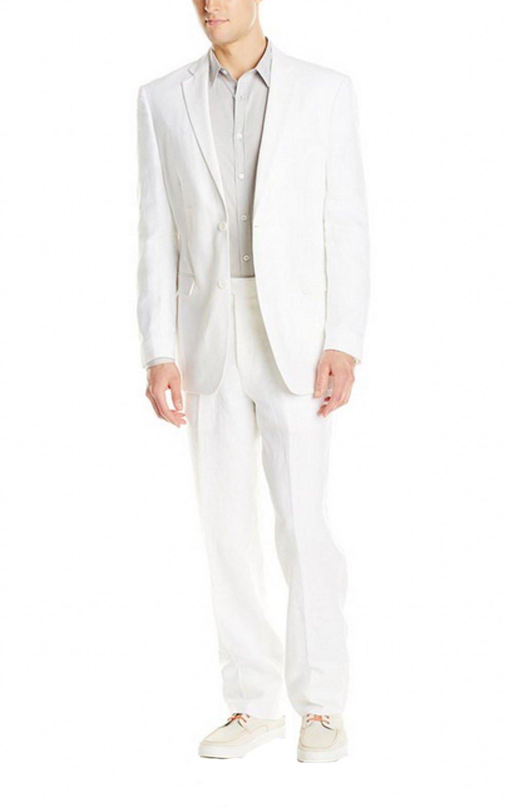 Love Dress Men's Two Button Nested Suit Jacket and Pant XXXXXXL