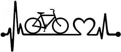 S3-4957 - Pegatinas de Vinilo para Bicicleta (18,5 cm, 8,1 cm ...