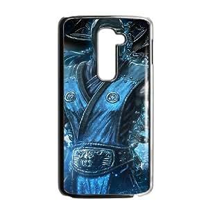 mortal kombat LG G2 Cell Phone Case Black Customized gadgets z0p0z8-3636709