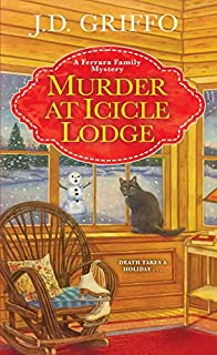 Book Cover: Murder at Icicle Lodge